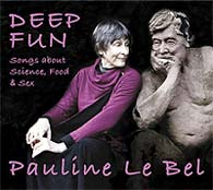 Pauline's latest CD
